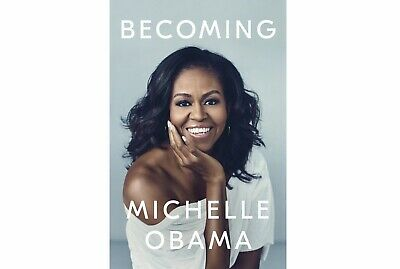 New-Becoming, Michelle Obama (Hardcover) Free Postage