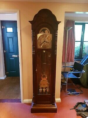 SLIGH Longcase Grandfather Clock