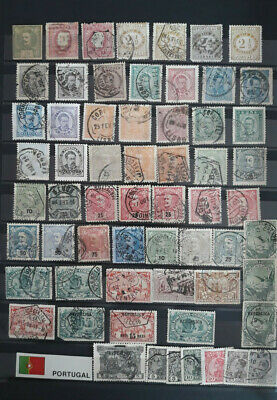 Collection Mixture Lot of World Stamps #10