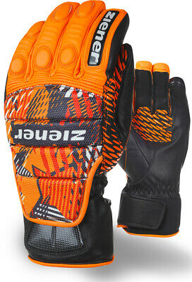 Snowboard Handschuhe Gloves ZIENER GRIB THUMBPROTECTION Handschuh 2016 poison