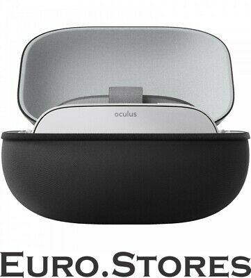 OCULUS Go Storage Travel Carrying Case Ash Black / Gray NEW