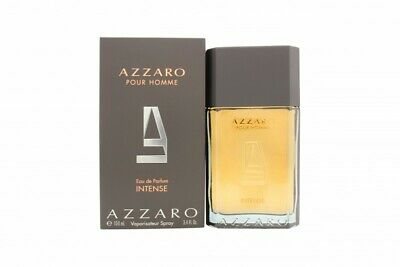 Azzaro Pour Homme Intense 2015 Eau De Parfum Edp  - Men's For Him. New