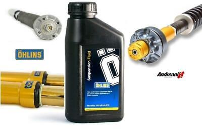 1 Litro Olio Forcella R & T Ohlins 19 Cst 40° 01309-01