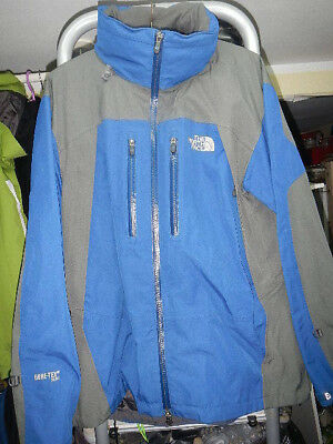 THE NORTH FACE Summit Series Herrenjacke XL grauschwarz