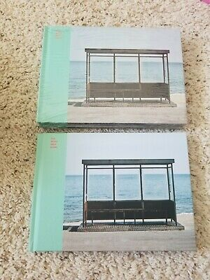 BTS YNWA You Never Walk Alone Album Unsealed (NO Photocard)