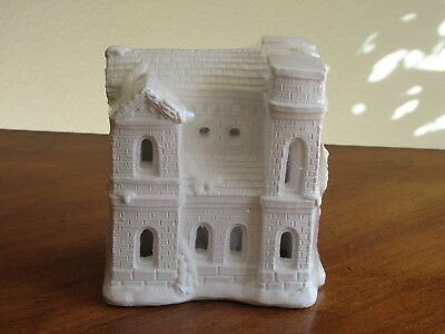 California Creations Cathedral Church Building Christmas Village SE197 Sealed