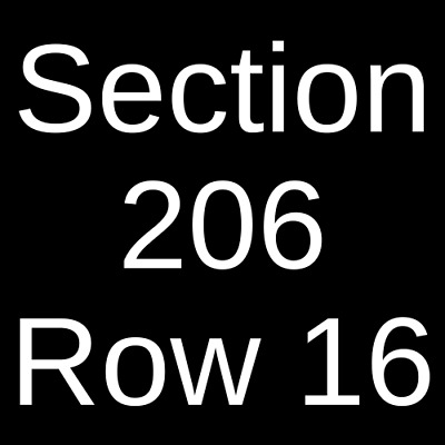 2 Tickets Bob Seger and The Silver Bullet Band 10/5/19 Indianapolis, IN