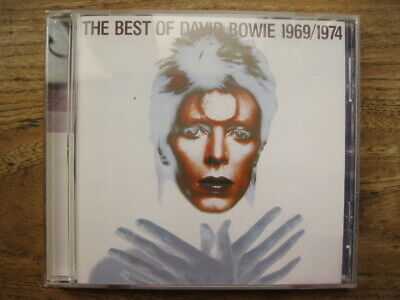 DAVID BOWIE - The Best of David Bowie: 1969-1974 - Excellent used CD