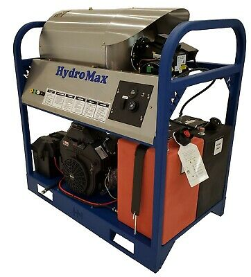 Hot/Cold Water Pressure Washer 9gpm/4000psi-new