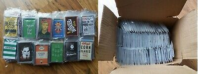 BULK LOT of 100 x Mixed Fridge Magnets, individually bagged ready to sell #1