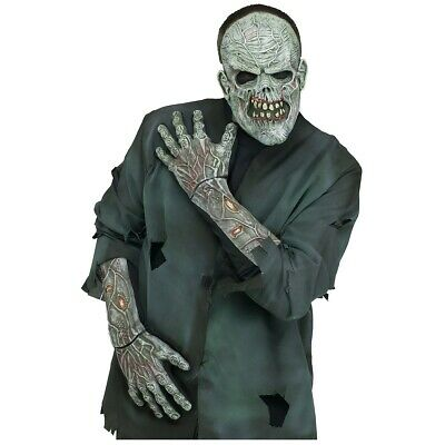 Zombie Gloves Adult Scary Halloween Costume Fancy Dress