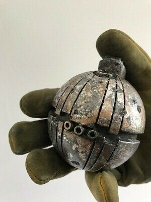 Star Wars thermal detonator prop