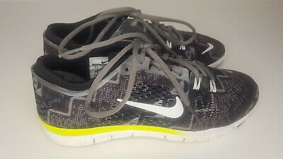 hot sale online 1c8d5 604e3 NIKE FREE TR Fit 3 Womens White / Silver Crosstraining Shoes ...
