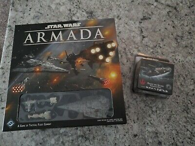 Star Wars Armada Core Set with Rogues and Villains Expansion