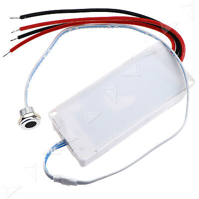 Ir Motion Sensor Switch Touchless On/Off For Mirror Home Led Lighting