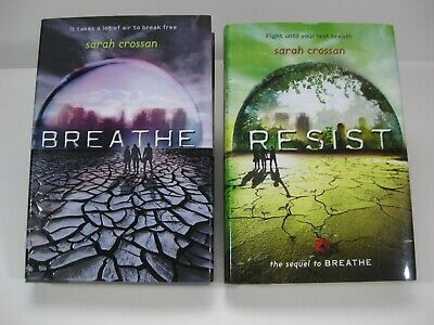 Lot 2 Sarah Crossan (HBDJ) Breathe & Resist
