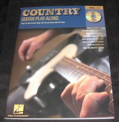 Country Guitar Play Along Volume 7