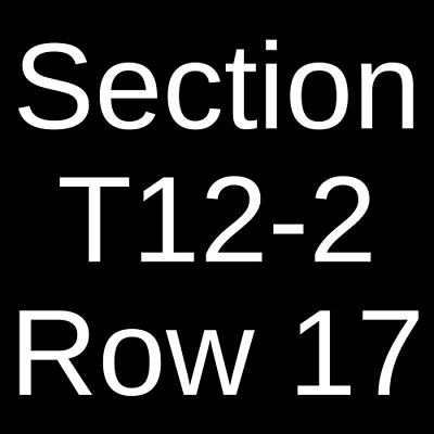 2 Tickets Formula One United States Grand Prix: Pink - Saturday 11/2/19