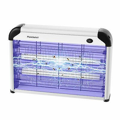 PluieSoleil Indoor Electric Fly Killer, Fly Bug Zapper with UV Light, Powerful M
