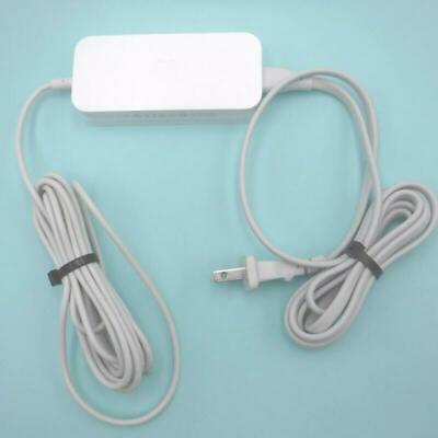 Apple Airport Extreme AC POWER SUPPLY CORD Genuine Replacement OEM Adapter A1202