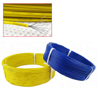 Equipment Automotive Stranded Wire PVC Cable 32 26 AWG Flexible Soft 300V UL1571