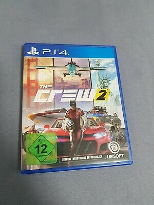 The Crew 2 ps4 (Sony PlayStation 4, 2018)