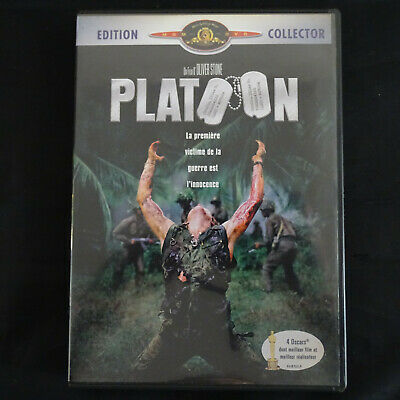 DVD Platoon - Édition collector - Charlie Sheen, un film de Oliver Stone