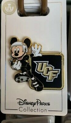 Walt Disney World UCF Football Trading Pin University Of Central Florida 2019