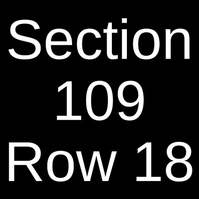 2 Tickets Colorado Buffaloes vs. Washington Huskies Football 11/23/19