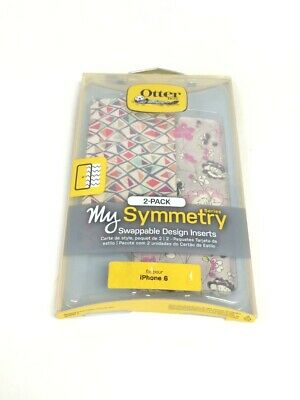 Otterbox Symmetry Design inserts - iPhone 6