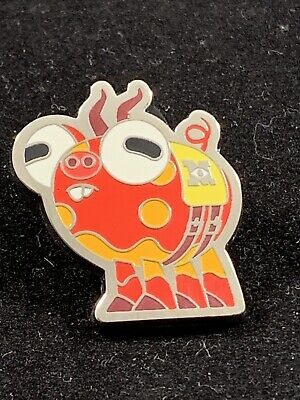 Disney Pin - Monsters Inc - Archie the Scare Pig - University Mystery