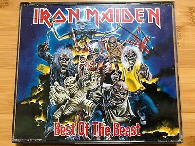Iron Maiden - Best of The Beast - 2CD - TOCP-50128