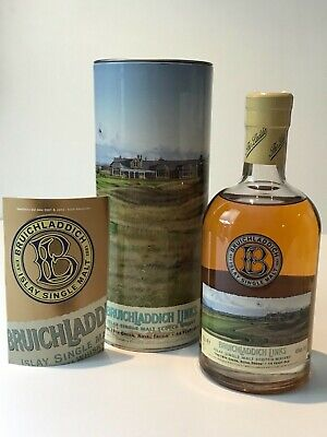 WHISKY BRUICHLADDICH LINKS THE 18TH GREEN ROYAL TROON SINGLE HIGHLAND MALT 70cl.