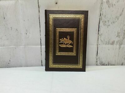 The Easton Press Horse Soldiers Doug Stanton Leather Bound Very Good