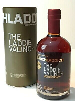 WHISKY BRUICHLADDICH THE LADDIE VALINCH 24 YEARS OLD LIMITED CASK 34 50cl. 46.9%