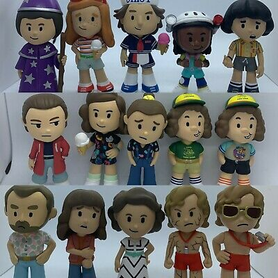 Funko Stranger Things Mystery Minis Series 2 RARE!!!
