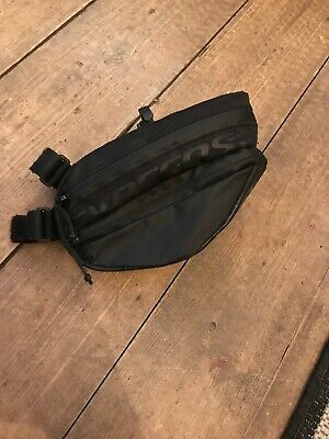 Syncros Speed 400 Strap Saddle Bag Black