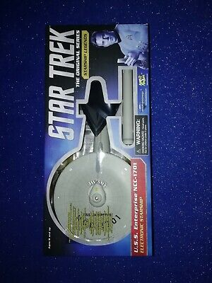 DIAMOND SELECT STAR TREK ENTERPRISE NCC-1701 Starship Legends Original Series...