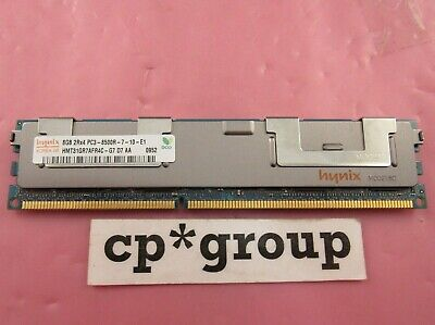 Samsung 24GB KIT 6x4GB 2Rx4 PC3-8500R DDR3-1066MHz 240Pin ECC REG Server Memory