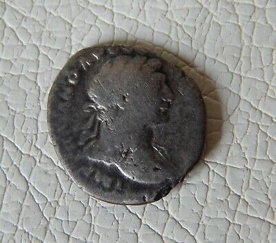 Ancient Roman Empire Silver Coin (Denarius)  #4