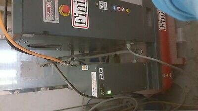 ***fini screw air compressor great working order***