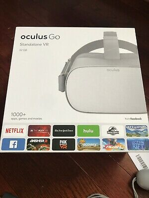 Oculus Go 32GB Standalone VR Headset - EXCELLENT Condition - FREE SHIPPING