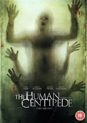 The Human Centipede [First Sequence] (Directors Cut) [DVD][Region 2]