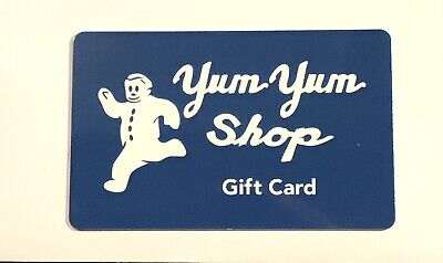 Yum Yum Bakery Gift Card. New Hampshire Bakery. Collecting Only. Free Shipping.