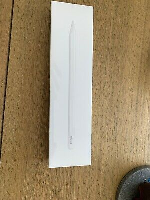 Apple Pencil (2nd Generation) - White - New Unopened Box
