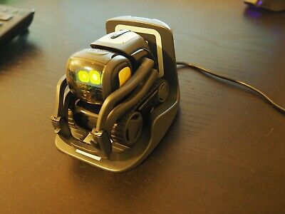 Vector Robot by Anki A Home Robot Who Hangs Out & Helps Out With Alexa Built-In
