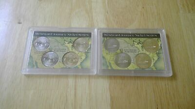 2004-P&D Westward Journey Nickel Series Louisiana Purchase 5 Cent Coins