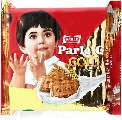 Parle-G Gold Biscuits 24-pack (24 x 100 grams / 24 x 0.22 oz)