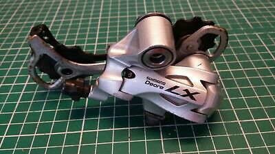Shimano Deore Lx Rd-T661 Rear Derailleur 9 Speed, Long Cage