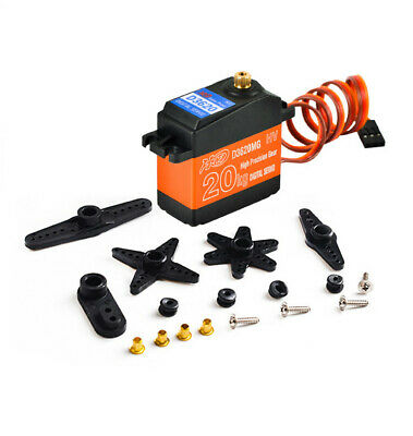 Hot UK Selling Spring RC DS04-NFC Continuous Rotation Robot Servo for RC Robots